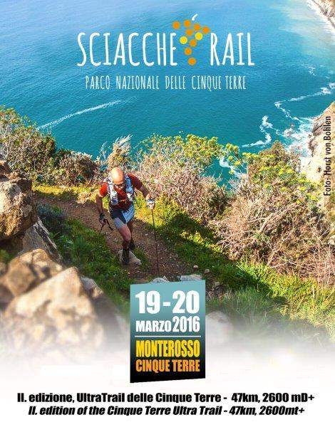 Sciacchetrail, race bibs are sold out: waiting list is open